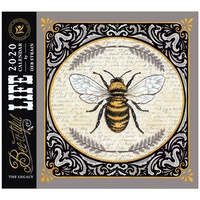 Bee-U-Tiful Life 2020 Wall Calendar by Legacy WCA52492 SOLD OUT