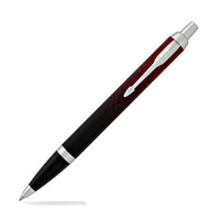 Parker IM Special Edition Red Ignite Chrome Trim Ballpoint Pen 2073480