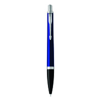 Parker Urban Night Sky Blue Chrome Trim Ballpoint 1931581