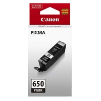 Canon PGI650 Black Ink Cartridge
