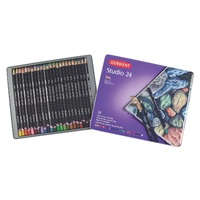 Derwent-Studio 24 Fine Colouring Pencils
