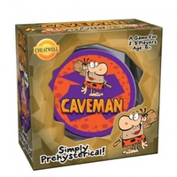 Cave Man Card Game