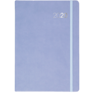 2020 Collins Legacy Diary A5 Week to Opening Fashion Lilac CL53-20