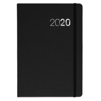 2020 Collins Legacy Diary A5 Week to Opening Business Black CL53-20