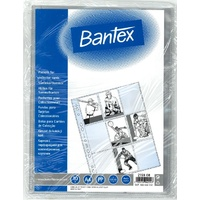 Bantex Collector Card Holders - Pack of 10