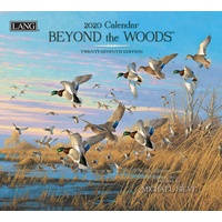 Beyond the Woods 2020 Wall Calendar by Lang 20991001894