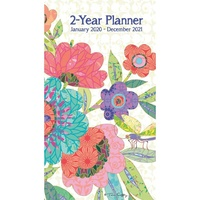 Ladybird 2020-2021 2-Year Planner by Lang 20996110002