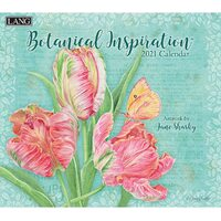 2021 Calendar Botanical Inspiration by Lang 21991001896