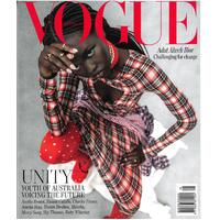 Vogue Australia Magazine Issue: August 2020 (Mascara not included)