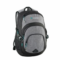 Caribee Chill 28L Cooler Backpack Tarmac Grey & Black