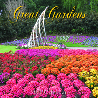 2020 Great Gardens Square Wall Calendar by Bartel RB008