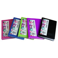 Diary 2020 The Last Diary Company Pocket 70x104 Week to View Mauve D104ME