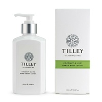 Tilley Hand & Body Lotion - Coconut & Lime