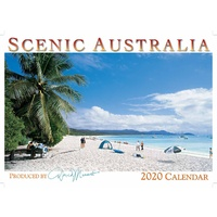 2020 Wall Calendar - Scenic Australia by David Messent Photography