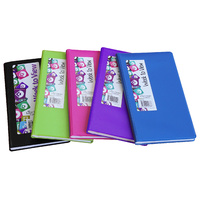 2021 Diary Big Pocket Week to View Pink by Last Diary Company D211HP