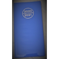 Diary 2020/2021 Ozcorp 2-Year Planner Month to View Indigo YP46 SOLD OUT