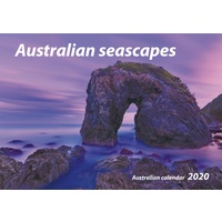 Australian Seascapes 2020 Wall Calendar by New Millennium Images