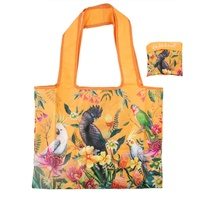 Foldable Bag Floral Paradiso