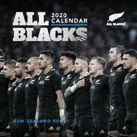 All Blacks 2020 Mini Wall Calendar by Browntrout