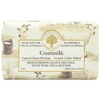 Wavertree & London Soap Bars - Goatsmilk