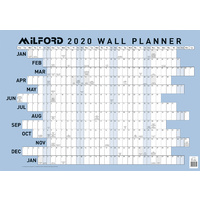 2020 Milford Wall Planners 441087