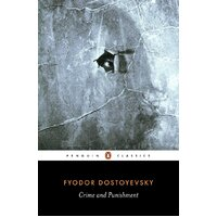 Crime and Punishment Penguin Classics By FYODOR DOSTOYEVSKY