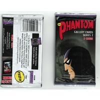3x Sealed Packs Phantom Gallery Series 3 Phantom Trading cards