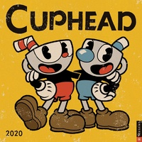 Cuphead 2020 Square Wall Calendar Universe Publishing