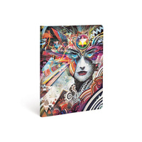 Android Jones Collection Revolution Ultra Lined Journal By Paperblanks