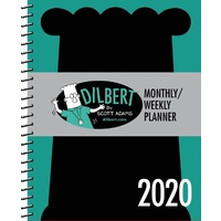 Dilbert 2020 Monthly/Weekly Planner Diary
