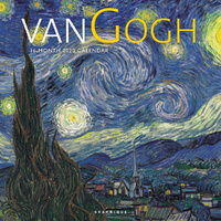 Van Gogh 2020 Square Wall Calendar by Graphique