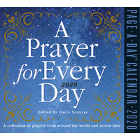 A Prayer for Every Day 2020 Boxed Calendar by Workman