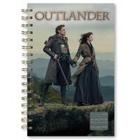 2021 Diary Outlander Weekly Engagement Planner by Sellers S11645