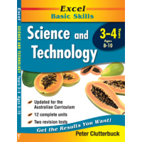 Excel Basic Skills: Science and Technology Years 3-4