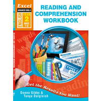 Excel Advanced Skills Reading & Comprehension Workbook Year 2 9781741255690