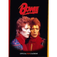 David Bowie Official 2020 A3 Wall Calendar by Danilo SOLD OUT