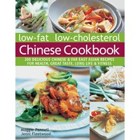 Low-Fat Low-Cholesterol Chinese Cookbook