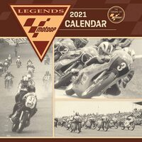 2021 Calendar Moto GP Official Square Wall by Impact Posters I78822