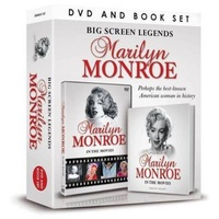 Marilyn Monroe: In The Movies, DVD and Book Set, Free Post