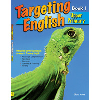 Targeting English Upper Primary Book 1