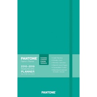 2019 Diary Pantone Island Aqua Planner Compact Weekly by Browntrout