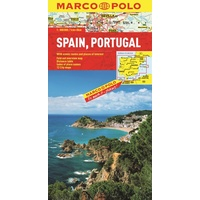 Marco Polo Map Spain & Portugal 9783829767262