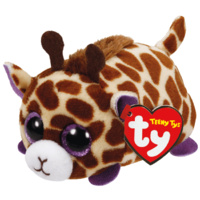 Teeny Tys Beanie Boos - Mabs the Giraffe- Brand New Soft Toy