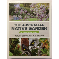 Australian Native Garden By Angus Bishop & A B Stewart (Hardback) NEW