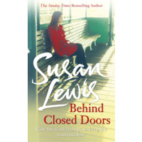 Behind Closed Doors by Susan Lewis, Hardcover, NEW, Free Postage