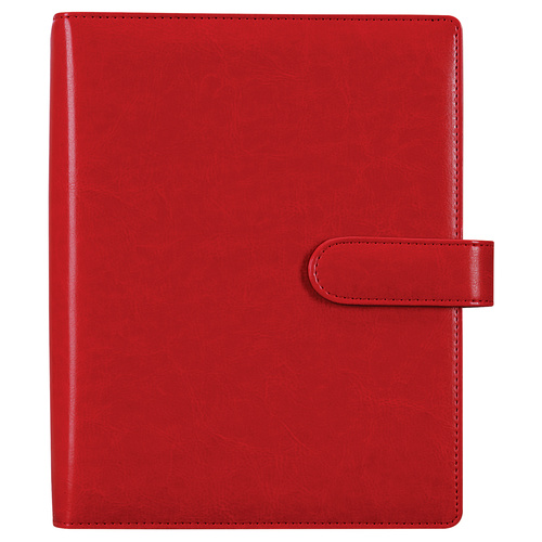 Milford Timeplanner Organiser 7 Ring Snap Cherry 2020 Monthly Planner 441138