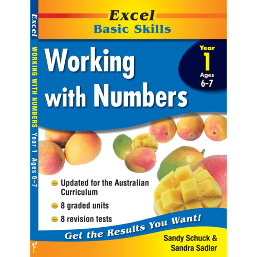 Excel Basic Skills: Working with Numbers Year 1