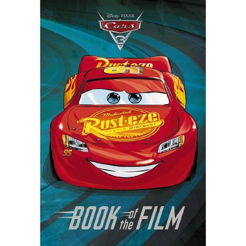 Disney Pixar Cars 3 Book Of The Film NEW - Free Shipping!